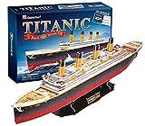 Cubic Fun Titanic(large), 113 pieces