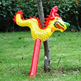 Generic Large Inflatable Hammers Air Blow Bar Dragon Stick Activity Props The Chinese Dragon Inflatable Toys
