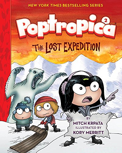 Poptropica: Book 2: The Lost Expedition
