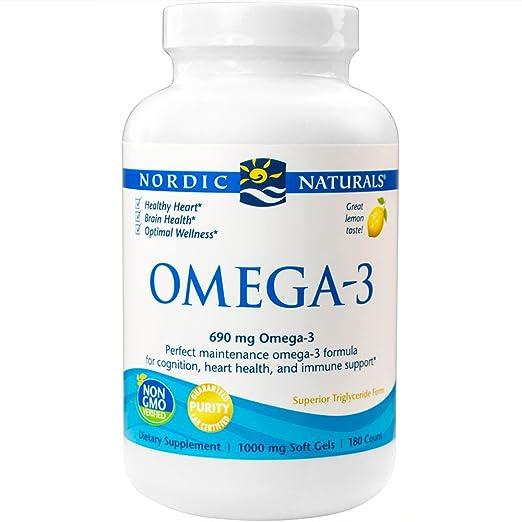 Nordic Naturals - Omega-3