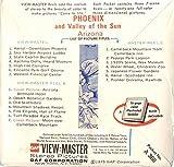 1970's Phoenix Arizona 3d View-Master 3 Reel Packet