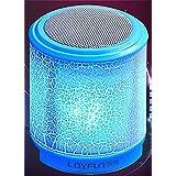 Computer Audio Mini Speaker Notebook USB Mobile Phone Small Speaker Blue