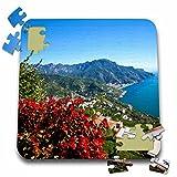 Danita Delimont - Italy - Italy, Amalfi Coast, Ravello, Villa Rufolo - EU16 TEG0518 - Terry Eggers - 10x10 Inch Puzzle (pzl_138327_2)