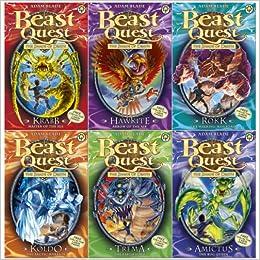Beast quest series 1 book 4