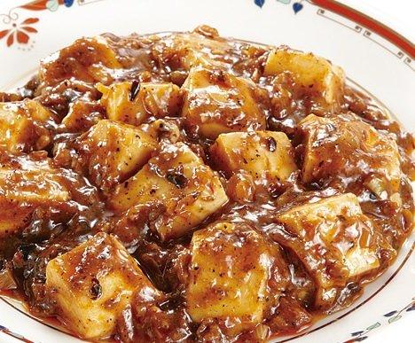 陳建一の香り高いピリ辛本格四川麻婆豆腐