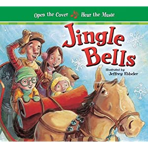 Musical Jingle Bells Book