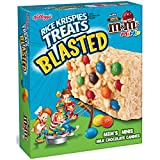 Rice Krispies Rice Krispies Treats Blasted With M&M's, 4.68 Ounce (Pack Of 12)