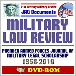 The Judge Advocate General of the Army
