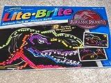 Lite Brite Jurassic Park III Picture Refill
