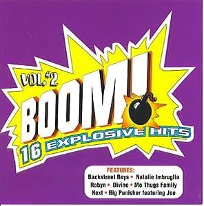 Boom! Volume 2: 16 Explosive Hits: Torn By Natalie