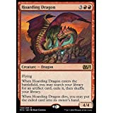 Magic: The Gathering - Hoarding Dragon (149/269) - Magic 2015 - Foil By Wizards Of The Coast