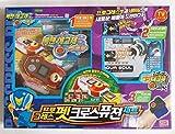 TAKARA Rockman EXE (Mega Man) : DX PROGRESS PET RED & SOUL UNION & HAND BAND SET