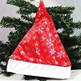 Alcoa Prime Christmas Party Santa Claus Hat Xmas Red And White Cap Costume Holiday Prom New