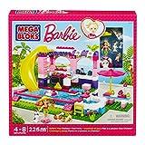 Fisher Price Mega Bloks Barbie Chelsea Pool Party, Multi Color
