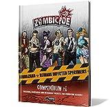 Book - Zombicide Compendium #1 - Missions, Campaigns & Designers Secrets