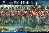 Waterloo British Line Infantry - Black Powder