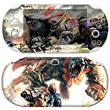 Skin Decal Sticker For Ps Vita 2000 Series Pop Skin-God Eater #01+Screen Protector+Offer Wallpaper Image