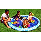 Intex Seascape Play Center - Inflatable Water Games, Summer Fun