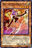 Yu-Gi-Oh! - Aria the Melodious Diva (SP15-EN018) - Star Pack ARC-V - 1st Edition - Shatterfoil