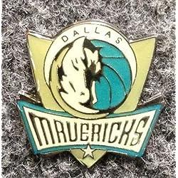 NBAチームエンブレムピンズ ダラス・マーベリックス