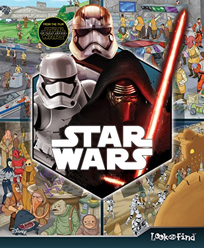 Star Wars The Force Awakens Look and Find®