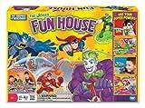 Super Friends Joker's Fun House Game