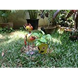 The Garden Store Ant Doll Planter Yellow
