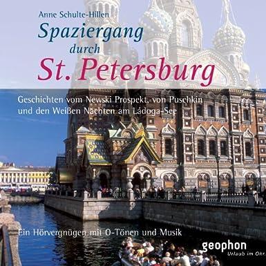 Spaziergang durch Sankt Petersburg