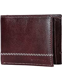 WildHide By WildHorn Brown Mens Genuine Leather Wallet