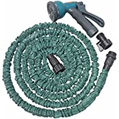 BlueBerry 100FT Strongest Expandable Garden Hose, Expanding Garden Water Hose With New Design 8 Functions Spray...