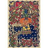 Redbag Ruler Of The Heavens - God Indra (55.88 Cm, 38.1 Cm, 0.51 Cm)