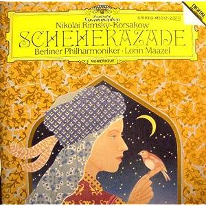 すべての講義 ベビー用品プレゼントキャンペーン : Scheherazade Rimsky-Korsakov