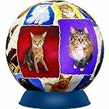 Unicorn: Cat World Puzzle 240 piece Sphere