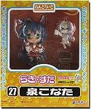 Nendoroid: 27 Lucky Star Izumi Konata PVC Figure