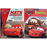 Disney Pixar Cars Learning Workbook Pack [Math And Reading]