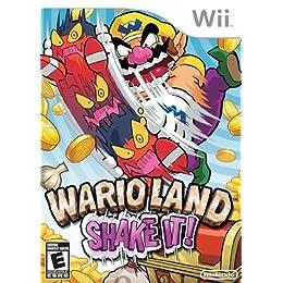 Product Image Wario Land: Shake It! (Nintendo Wii)