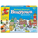 Richard Scarry's Busytown Eye found it! Game Plus FREE Storage Bag