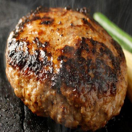 【お薦め】究極のひき肉で作る 牛100% 和牛ハンバーグステーキ プレーン&チーズ 盛合せ 120g×12個入り (プレーン120g×6個、チーズ入り120g×6個)