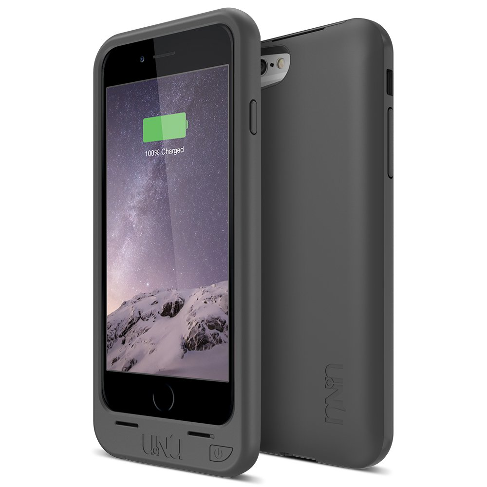 cheaper 1d0d5 4c7d6 Details about iPhone 6 Battery Case [Ultra Thin] - UNU DX-Free iPhone 6  Battery Case 4.7 in...