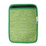 Atrangee Green Twirly IPad Sleeve