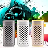 Alcoa Prime New Protable Wireless Bluetooth Speaker Power Bank 4000mAh Battery Charger Hot Promotion