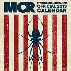 直輸入2013年カレンダー マイ・ケミカル・ロマンス My Chemical Romance Calendar 2013
