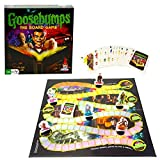 Goosebumps Party Game - Board Game based on the Goosebumps Movie by Outset Media