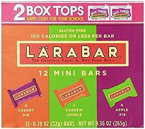 Larabar Variety Pack Mini Bars 0.78 Ounce Bar, 12 Count