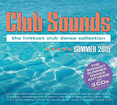 VA – Club Sounds Summer 2015 – 3CD – FLAC – 2015 – VOLDiES