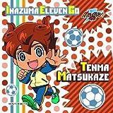 Inazuma Eleven GO Chou & Petit towel 2 Shofu Tianma