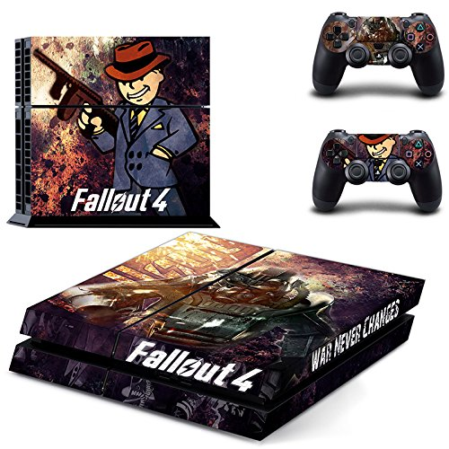 A look at several fallout 4 skin decals for ps4 and xbox one game idealist - What consoles will fallout 4 be on ...
