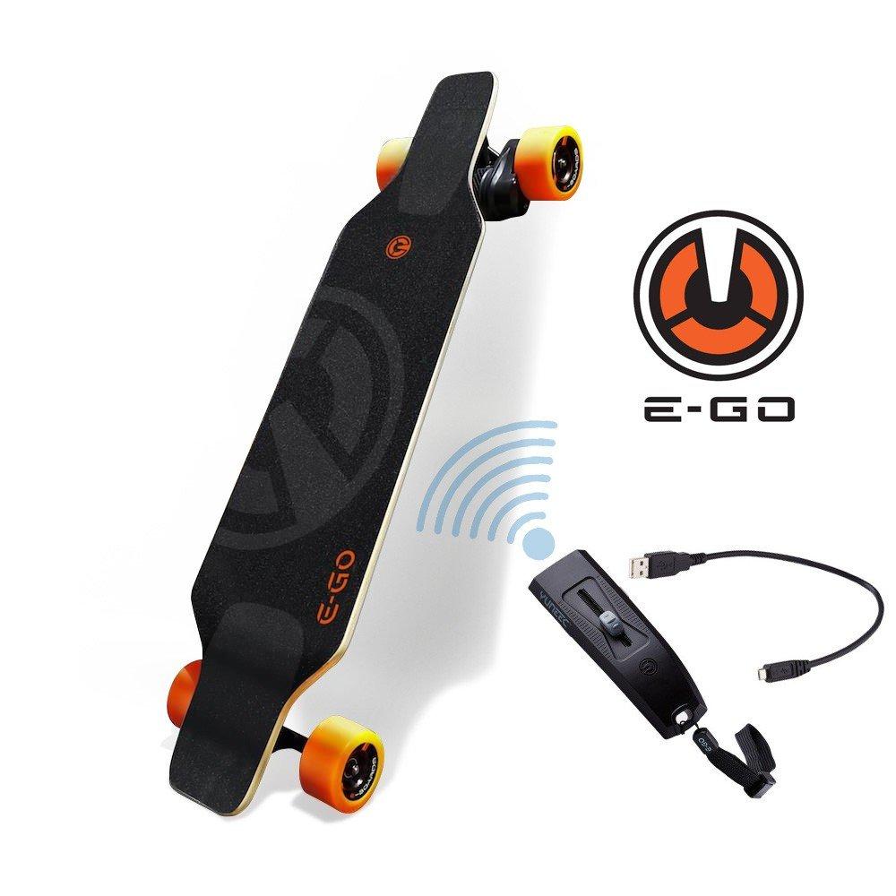 elektro skateboard e longboard elektrisches cruisen 2015