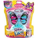 Little Live Pets My Butterfly Rare Wings Blue Pink Purple