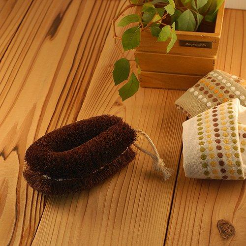 たわしの最高級品「棕櫚束子」は○○円! 「最高級」のウラにある、知られざる伝統工芸品のヒミツ 1番目の画像